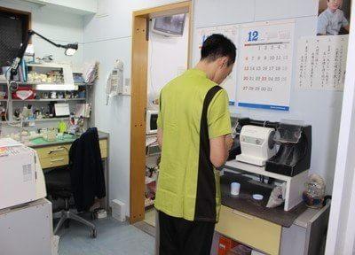 与野駅 出口徒歩2分 入江歯科医院のスタッフ写真2