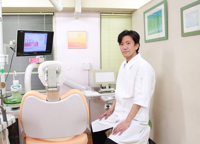 池袋駅 東口徒歩3分 池袋ヤマヤ歯科医院写真2