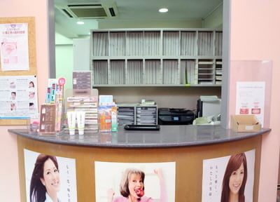 高幡不動駅(京王) 出口徒歩 1分 高幡歯科診療所の院内写真2