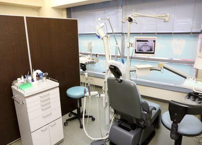 高幡不動駅(京王) 出口徒歩 1分 高幡歯科診療所の院内写真3