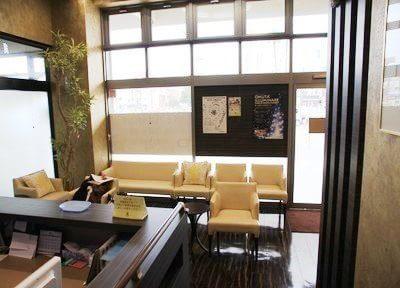 大牟田駅 出口徒歩1分 くろひじデンタルクリニックの院内写真7