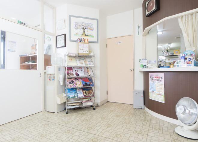 早通駅 徒歩 1分 小林歯科医院(北区早通南)の院内写真2