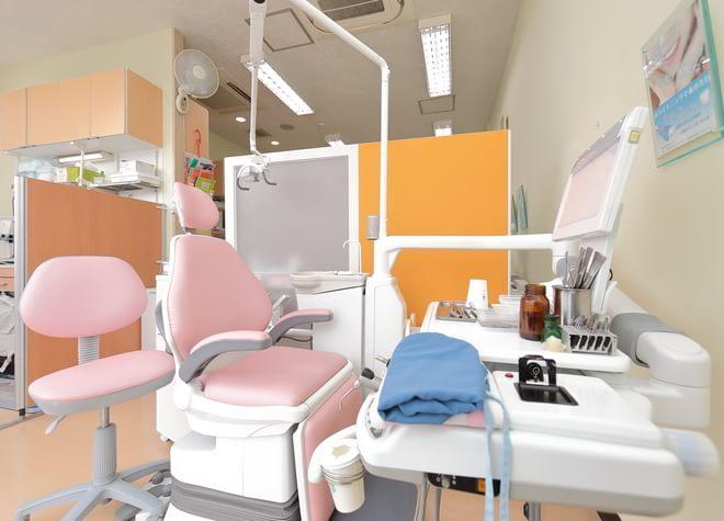 東大宮駅 東口徒歩 20分 ライオンズ歯科の治療台写真2