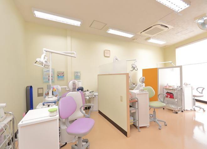 東大宮駅 東口徒歩 20分 ライオンズ歯科の治療台写真3