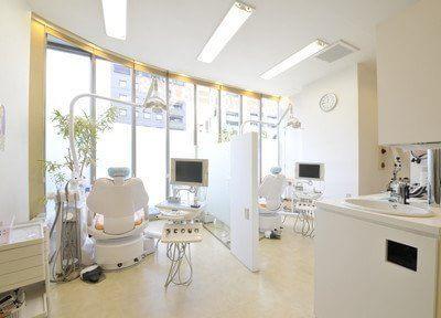 西田辺駅 2番出口徒歩 1分 うえたに歯科クリニックのその他写真5