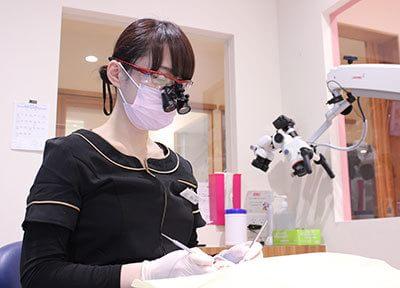 相見駅 車5分 ハピネス歯科こども歯科クリニックのスタッフ写真4