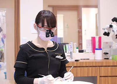 蒲郡駅 車18分 ハピネス歯科こども歯科クリニックのスタッフ写真4