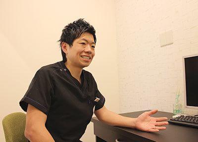 蒲郡駅 車18分 ハピネス歯科こども歯科クリニックのスタッフ写真5