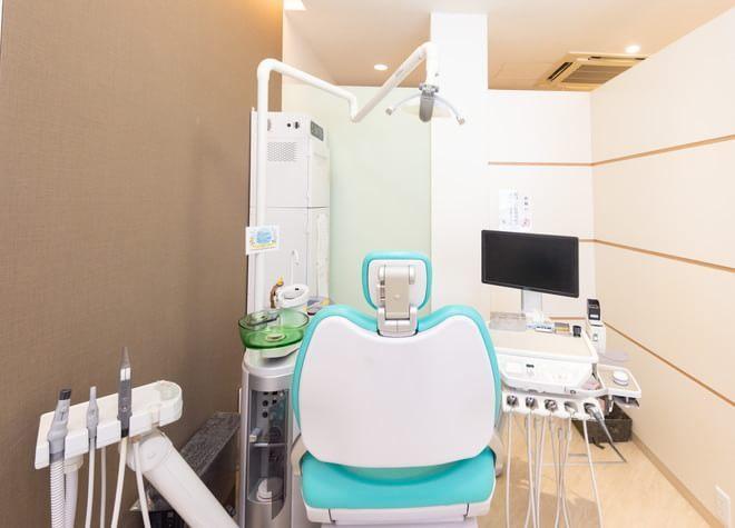元町・中華街駅 2番出口徒歩 3分 中華街歯科医院の治療台写真2