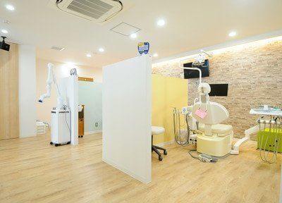 江坂駅 徒歩10分 奥村歯科クリニックの治療台写真3