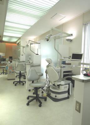 博多駅 車18分 かさい歯科医院の院内写真4