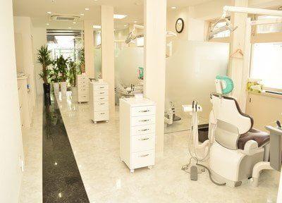 清潔で過ごしやすい!快適に治療を受けられる環境作り
