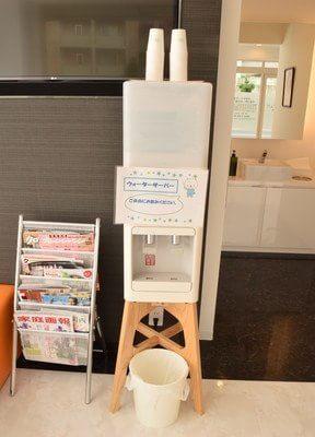 塚口駅(JR) 西口徒歩5分 たにぐち歯科クリニックの院内写真4