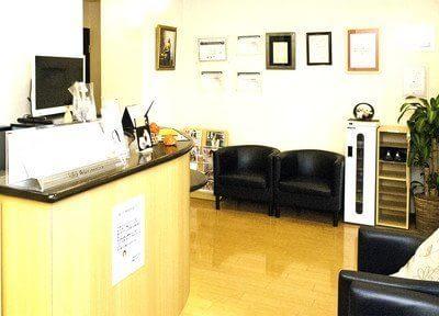 松戸駅 車17分 森山デンタルオフィスの院内写真3