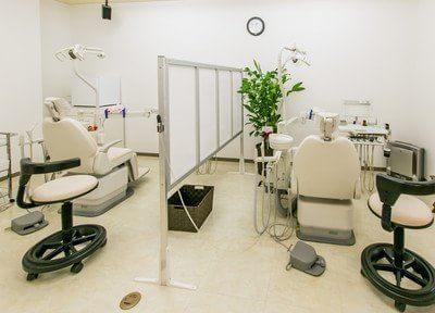 南鳩ヶ谷駅 1番出口徒歩 4分 南鳩ヶ谷くらもち歯科医院の院内写真4