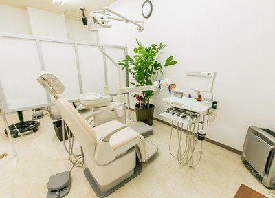 南鳩ヶ谷駅 1番出口徒歩 4分 南鳩ヶ谷くらもち歯科医院の院内写真3