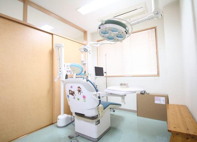 比良駅(愛知県) 出口車6分 伊豆歯科の治療台写真5