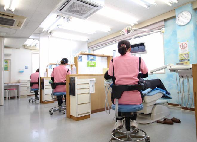 久居駅 出口徒歩10分 ナカニシ歯科医院のスタッフ写真2