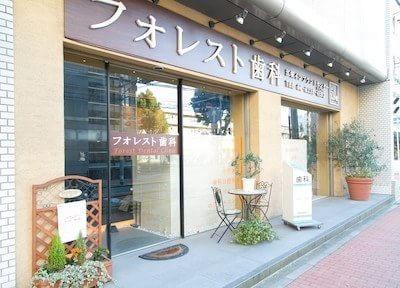 江坂駅 5番出口徒歩7分 フォレスト歯科の外観写真7
