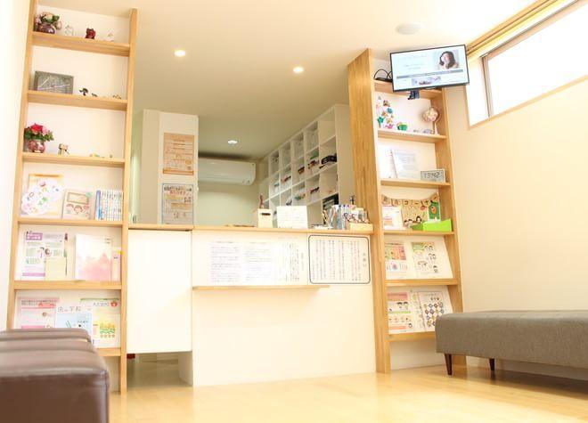 金沢駅 車18分 キビキノ歯科医院の院内写真4