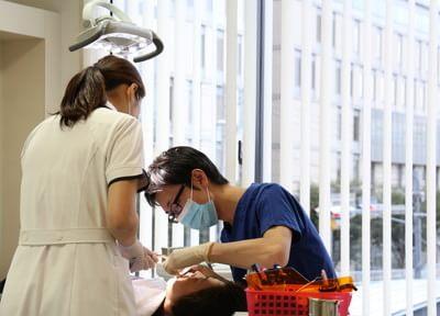 日吉駅 徒歩1分 日吉ステーションビル歯科のスタッフ写真2