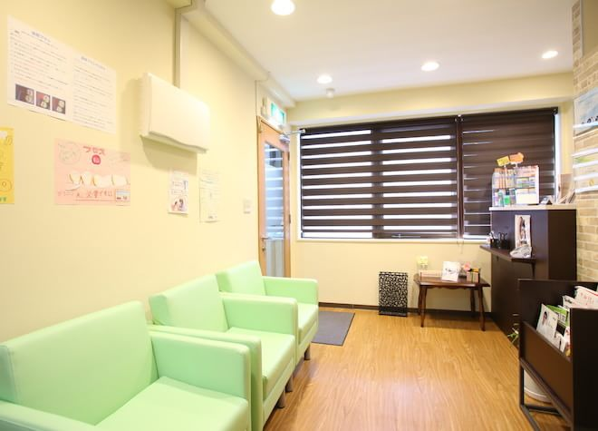 中野駅(東京都) 南口徒歩5分 いぐみ歯科 矯正歯科の院内写真3