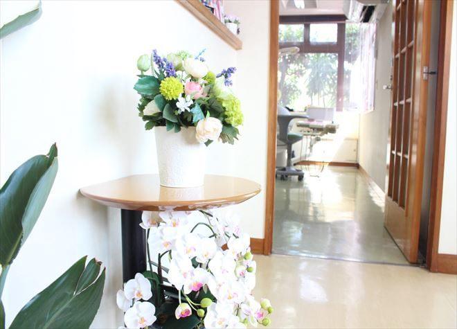 磐田駅 車14分 守田歯科医院の院内写真2
