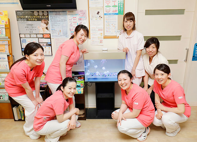 石岡駅 西口車5分 わかまつ歯科のスタッフ写真2