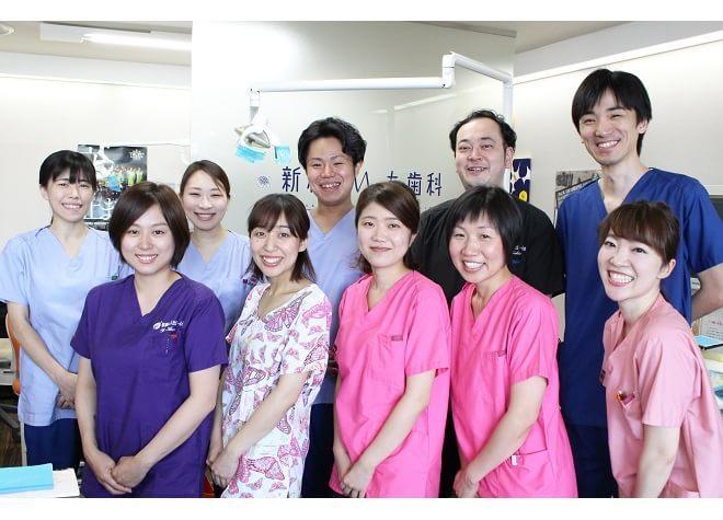 新さっぽろ駅 3or5番出口徒歩5分 新札幌いった歯科写真1