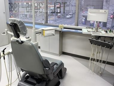 浅草駅 A1出口徒歩3分 五明歯科医院の院内写真4