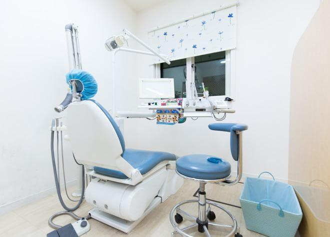 たまプラーザ駅 北口徒歩 10分 服部歯科医院の治療台写真4