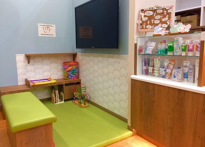 小山駅 西口徒歩 30分 おやまモール歯科の院内写真4