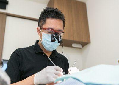 目白駅 出口徒歩 4分 盛幸会 目白ヶ丘デンタルクリニック・矯正歯科のスタッフ写真2