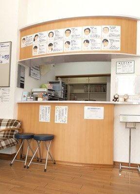 久喜駅 西口バス 3分 歯科渡辺医院の院内写真3