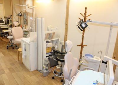 北大路駅 1番出口徒歩7分 北山内田歯科医院(北大路駅近く)の院内写真6