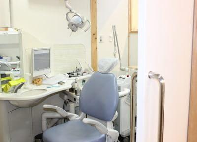 北大路駅 1番出口徒歩7分 北山内田歯科医院(北大路駅近く)の院内写真7