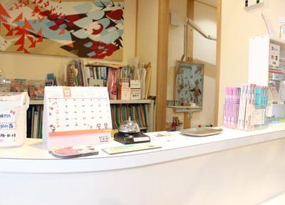 北大路駅 1番出口徒歩7分 北山内田歯科医院(北大路駅近く)の院内写真1