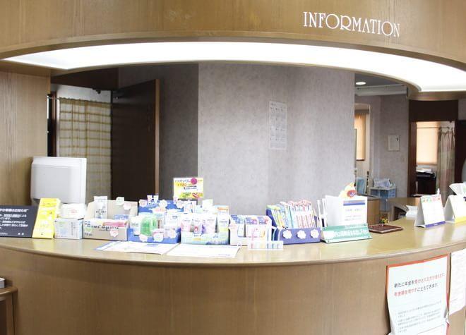 野々市工大前駅 出入り口車 3分 北川歯科クリニックの院内写真2
