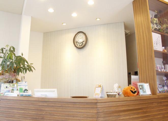 栄駅(岡山県) 出口車 5分 連島あさの歯科の院内写真2