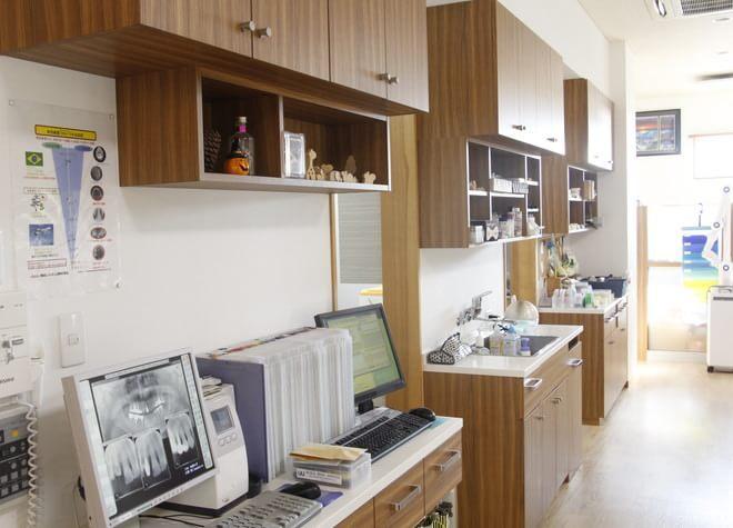 栄駅(岡山県) 出口車 5分 連島あさの歯科の院内写真5