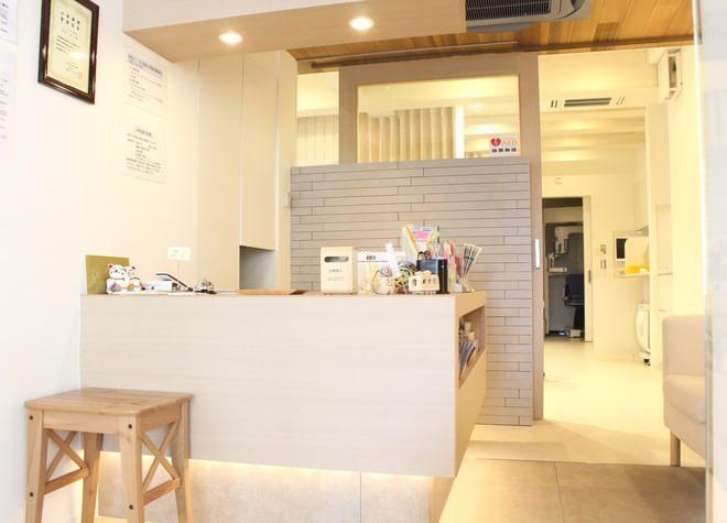 寝屋川公園駅 出入口2徒歩 1分 よしとみ歯科の院内写真3