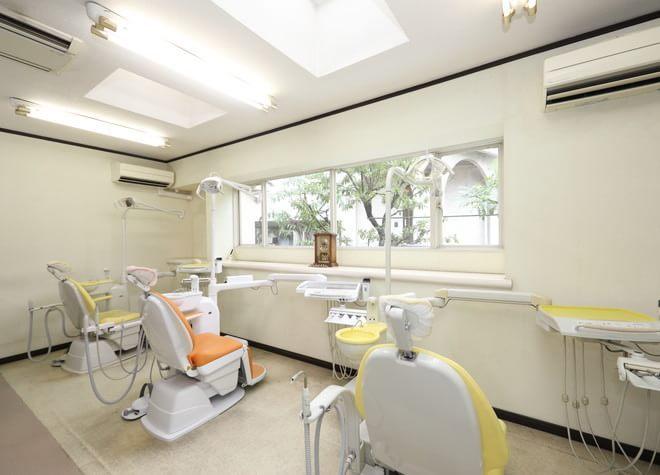 津田沼駅 北口徒歩 4分 西村歯科の治療台写真2
