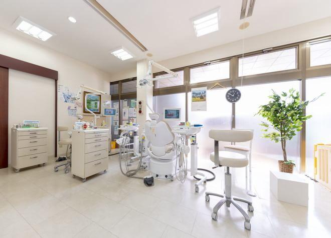 柏駅 東口徒歩 20分 なかがわ歯科クリニックの治療台写真3