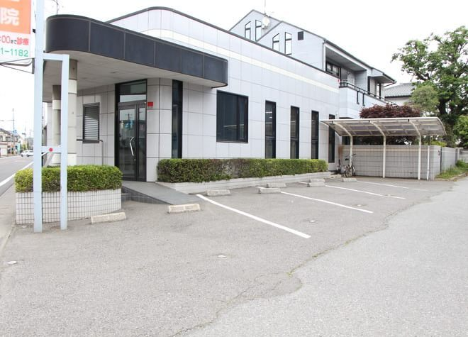 小山駅西口 徒歩20分 なかの歯科医院の外観写真7
