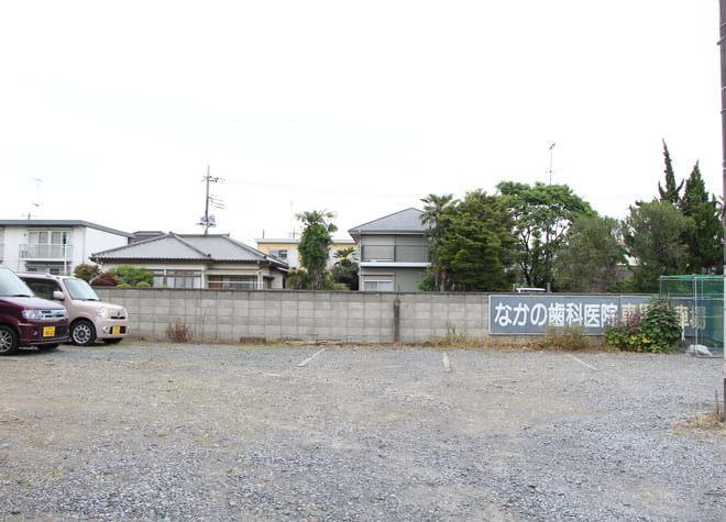 小山駅 西口徒歩20分 なかの歯科医院の外観写真7