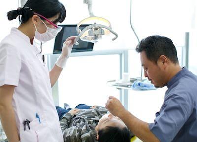 洛西口駅 徒歩1分  洛西口 浅井歯科医院のスタッフ写真5