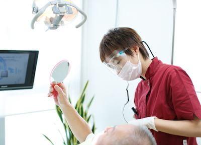 洛西口駅 徒歩1分  洛西口 浅井歯科医院のスタッフ写真6