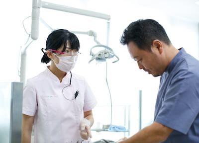 洛西口駅 徒歩1分  洛西口 浅井歯科医院のスタッフ写真7