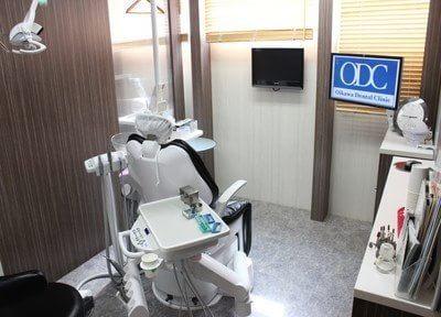 上大岡駅 4番出口徒歩 1分 おいかわ歯科クリニックの院内写真3