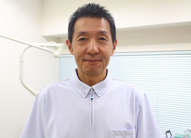 西新宿五丁目駅 出口徒歩 5分 宮澤歯科医院のスタッフ写真2